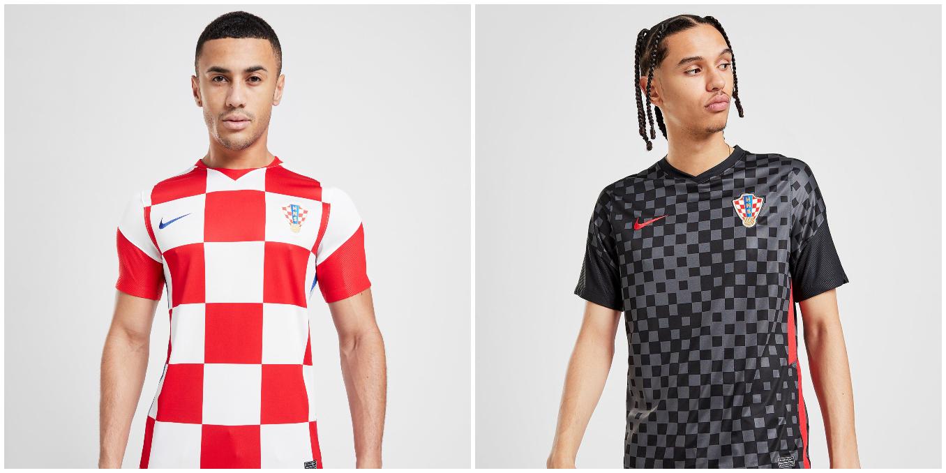 Prime e seconda divisa della Croazia