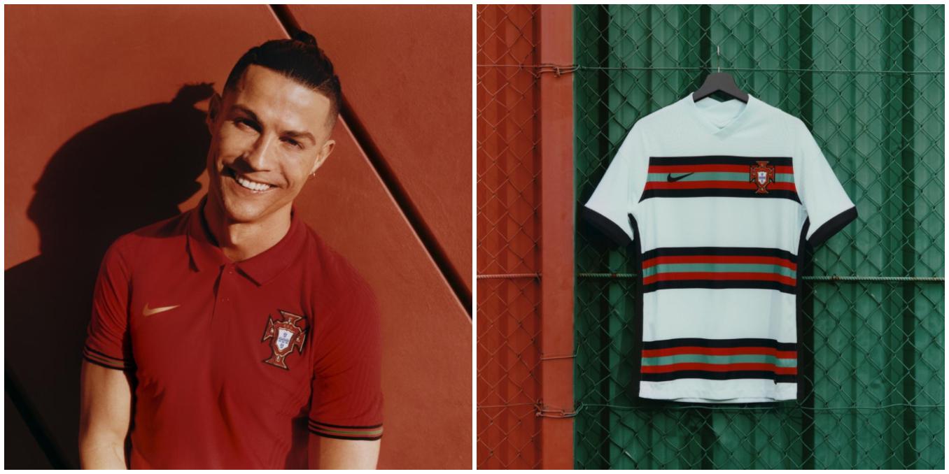 Maglie da calcio del Portogallo