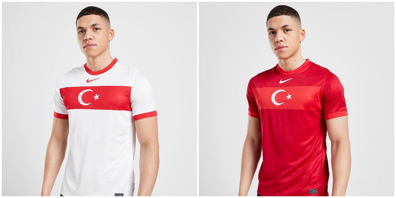 Maglia da calcio ufficiali della Turchia