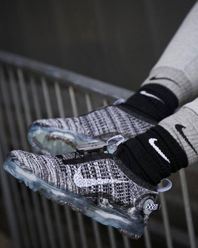 Nike Vapormax 2020 on feet