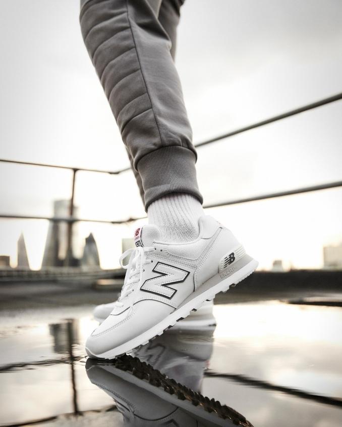 New Balance 574 branco