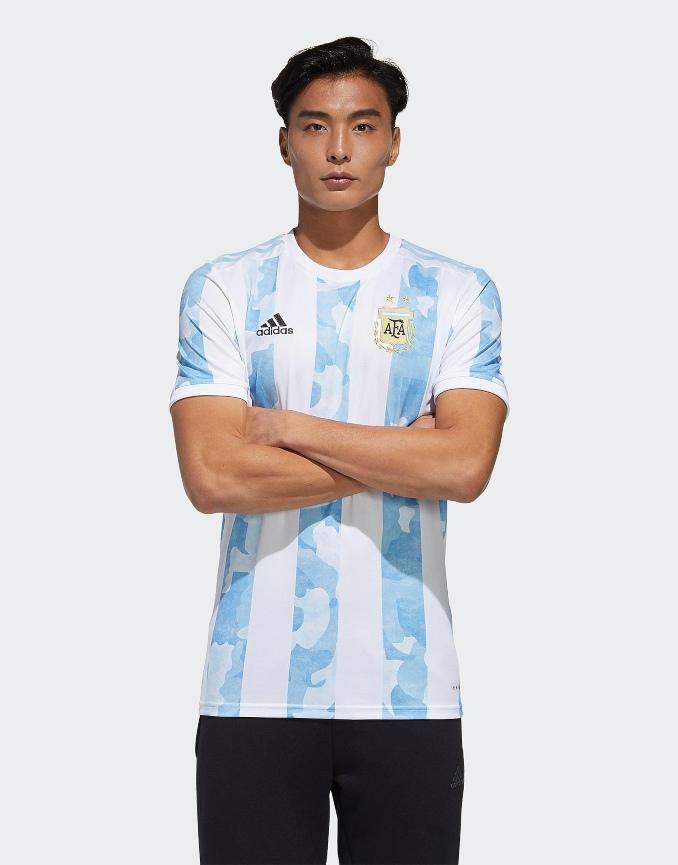 Primera equipación Argentina 2021