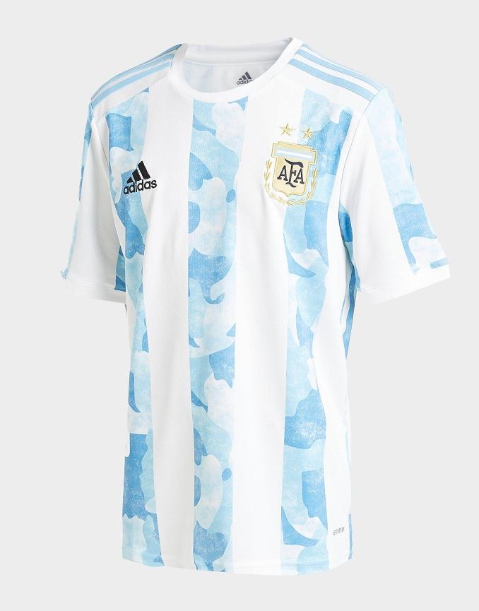 Camiseta selección Argentina 2021