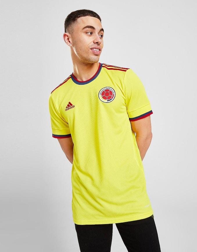 Primera equipación Colombia 2021