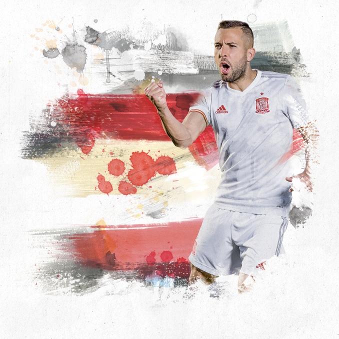 Segunda equipación España 2021