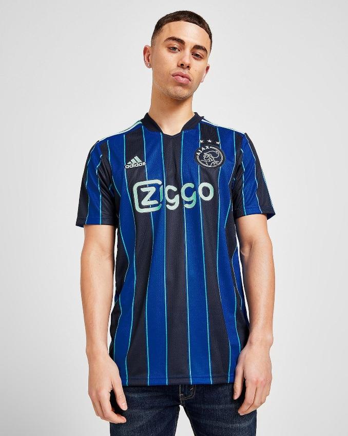 Segunda equipación Ajax 2021-2022