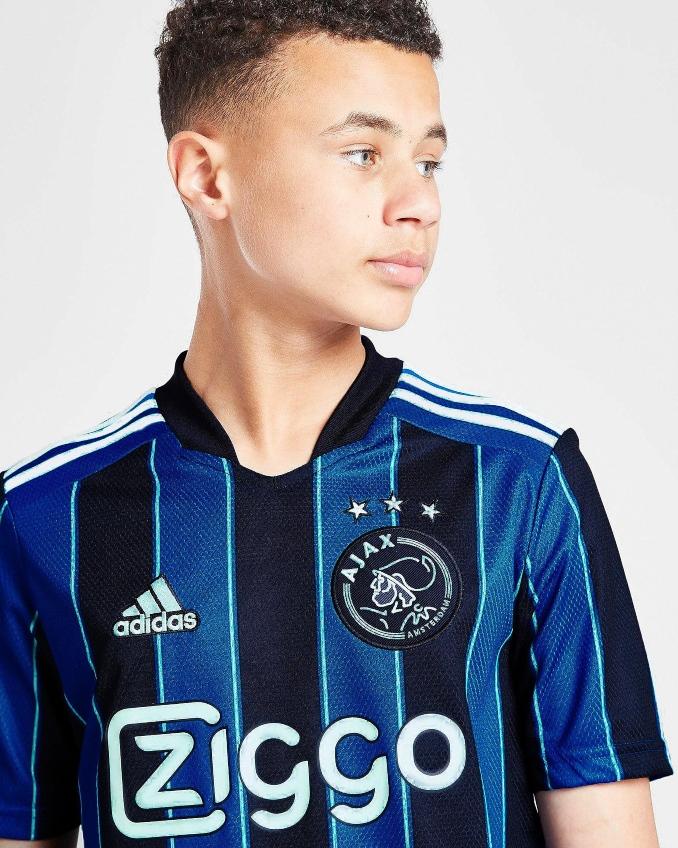 Segunda Camiseta Ajax 21-22