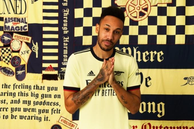 Camiseta del Arsenal para 2021-2022