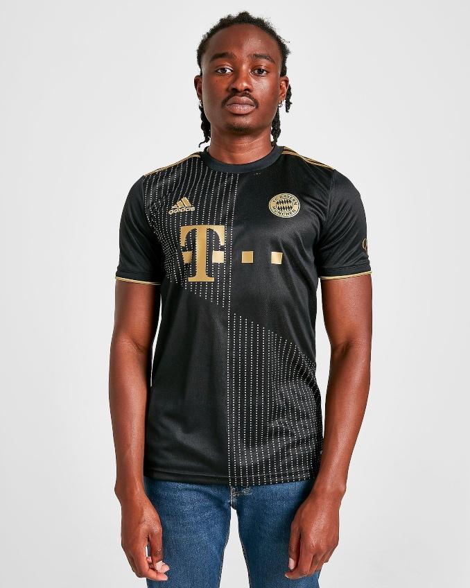 Camiseta Bayern Munich 21-22