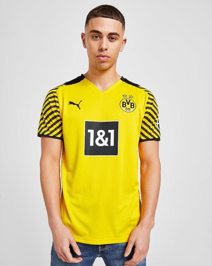 Camiseta Borussia Dortmund 21-22