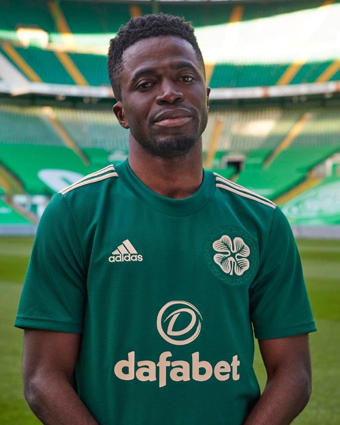Segunda equipación Celtic 2021-2022 de hombre