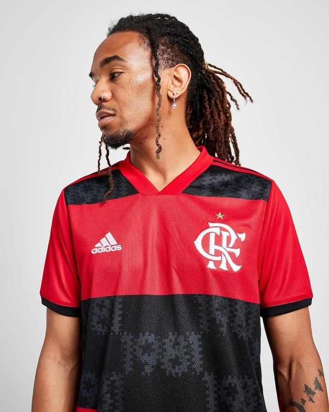 Camiseta CR Flamengo 21-22