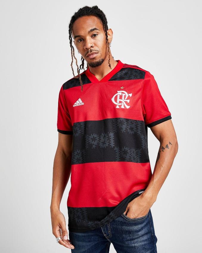 Primera equipación CR Flamengo 2021-2022