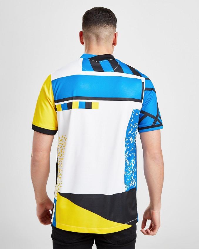 Espalda camiseta Inter Milan