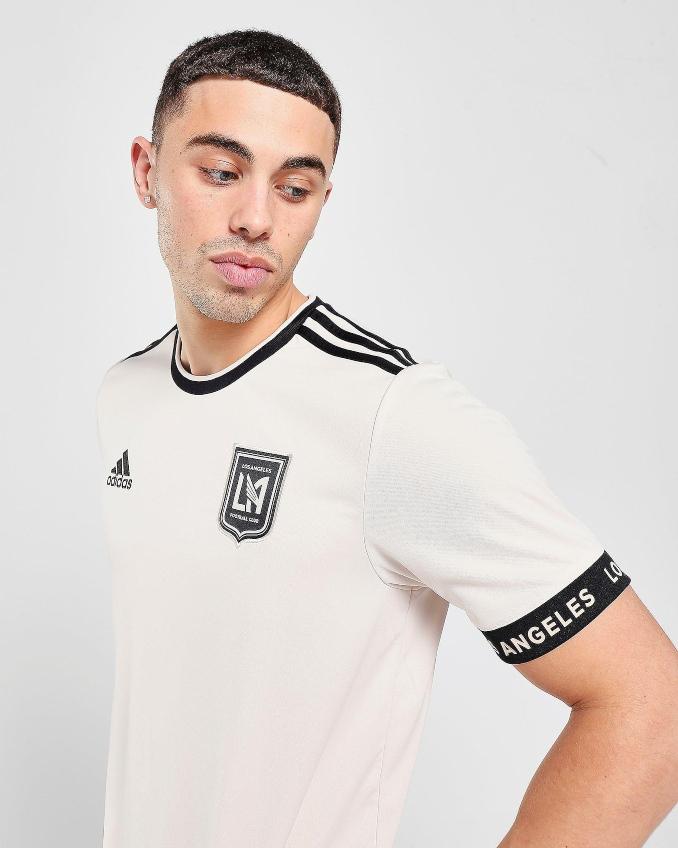 Segunda Camiseta Los Angeles FC 21-22