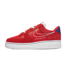 Nike Air Force 1 LV8 S50 First Use rojas