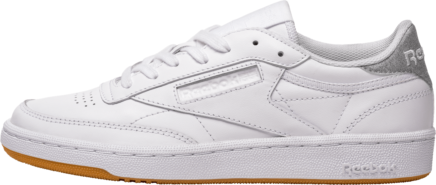 Side view of the Reebok Club C